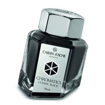 Carandache Dolma Kalem Mürekkebi 50ml Cosmic Black 8011-009