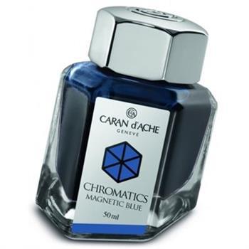 Caran d'Ache Dolma Kalem Mürekkebi 50ml Magnetic Blue 8011.149
