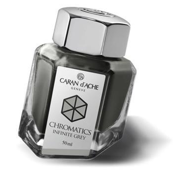 Carandache Dolma Kalem Mürekkebi 50ml Infinite Grey 8011-005