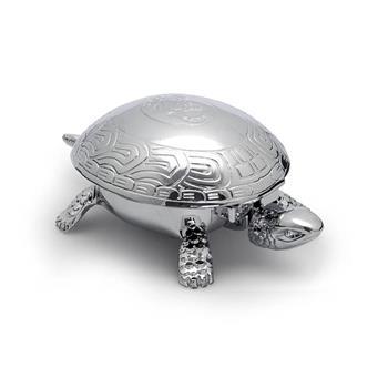 El Casco Cromado Kaplumbağa Şans Zili Krom M-700CT