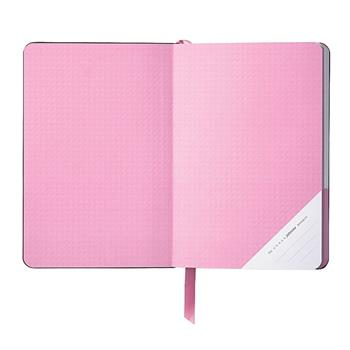 Cross Defter Jotzone Medium Siyah-Pembe Ac273-4MB