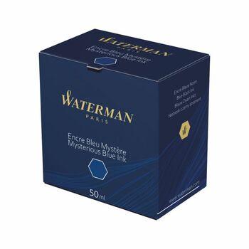 Waterman Dolma Kalem Mürekkebi Şişe Mavi S0110720