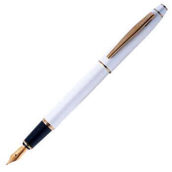 Scrikss 35 Dolma Kalem Beyaz Altın