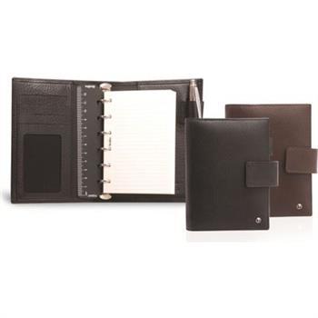 Scrikss Ajanda Medium Soft Deri Kahverengi  DR-3201-2