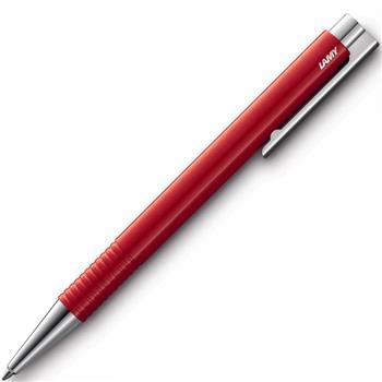 Lamy Logo Tükenmez Kalem Parlak Kırmızı Metal Klips 204MT-K