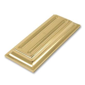 El Casco Kalemlik Yatay Altın M-655-L