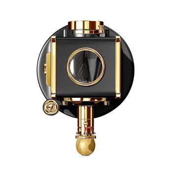 El Casco Kalemtıraş Büyük Vantuzlu Siyah Gold M-430-LN