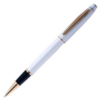 Scrikss 35 Roller Kalem Beyaz Altın