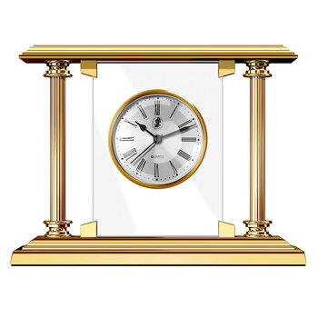 El Casco Saat Büyük Altın M-663-L