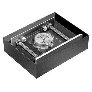 El Casco Saat Büyük Krom M-663-CT