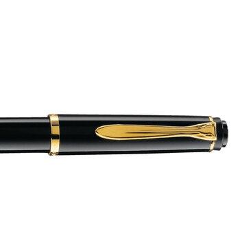Pelikan Dolma Kalem Klasik Seri Siyah Bold M150