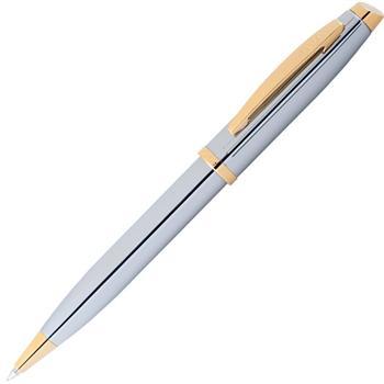 Scrikss Tükenmez Kalem 39 Gold Krom