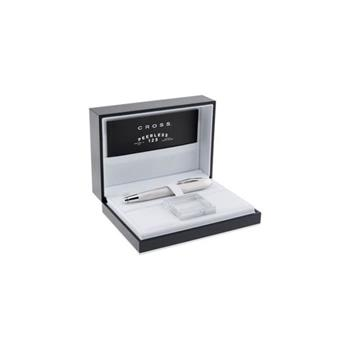 Cross  Peerless 125 Brushed Platinum Dolmakalem AT0706-3