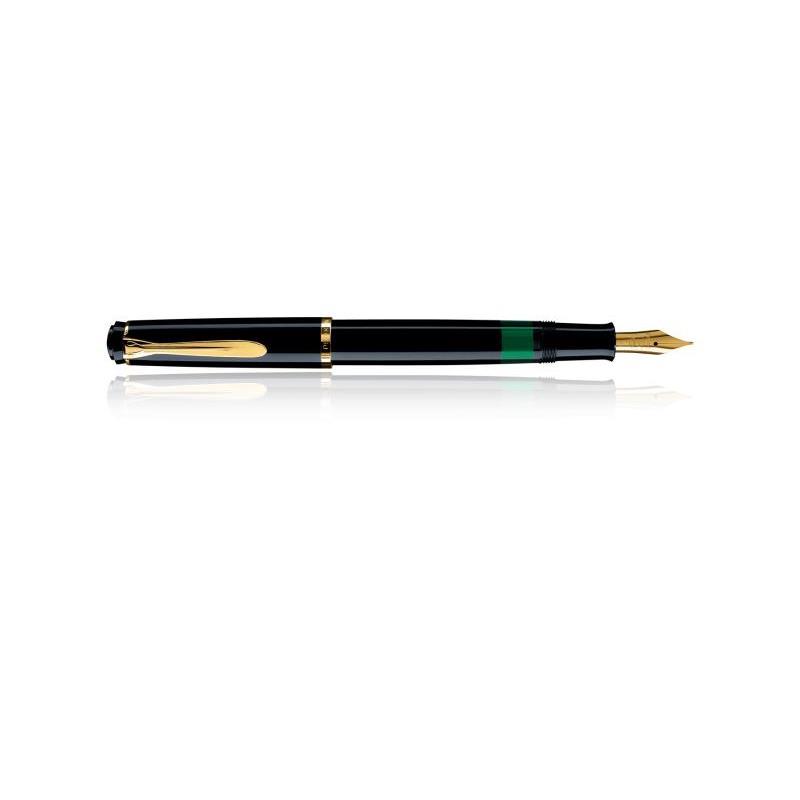Pelikan M200 Dolma Kalem Siyah Medium Uç