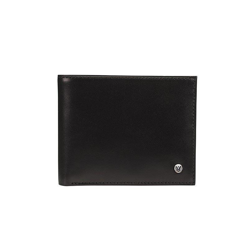 Scrikss Cüzdan Soft Deri Siyah DR-3106-1