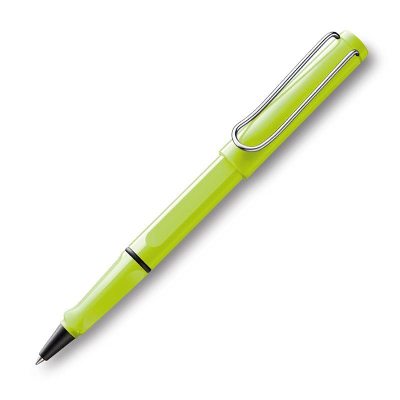 Lamy Roller Kalem Safari Neon Limon Yeşili V60 343