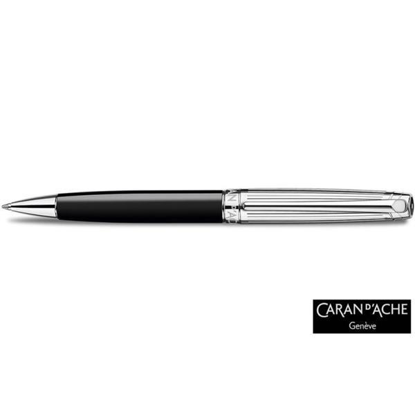 Carandache Leman Bicolor Black Tükenmez 4789.289