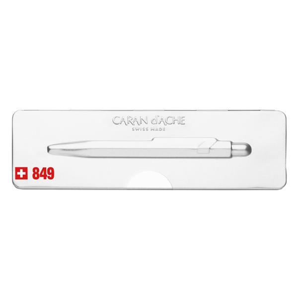 Caran d'Ache Pop Line Tükenmez Kalem Beyaz 849.502