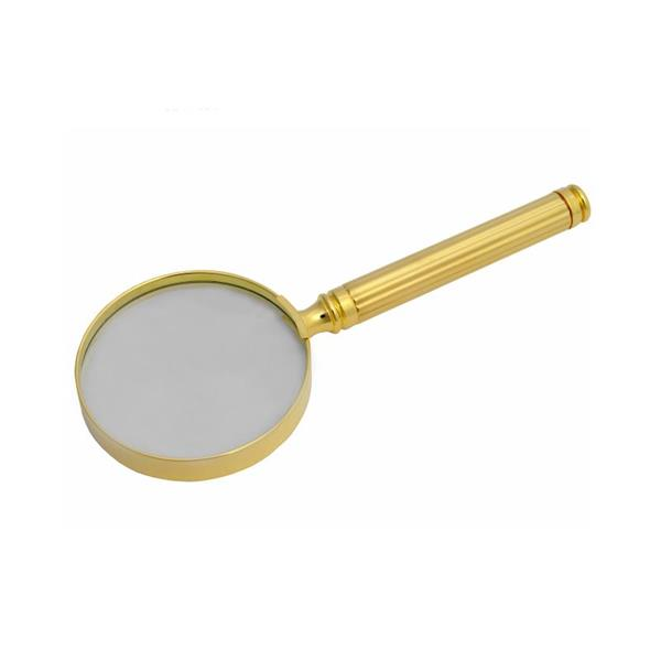 El Casco Dorado Büyüteç 23kt Altın M-675-L