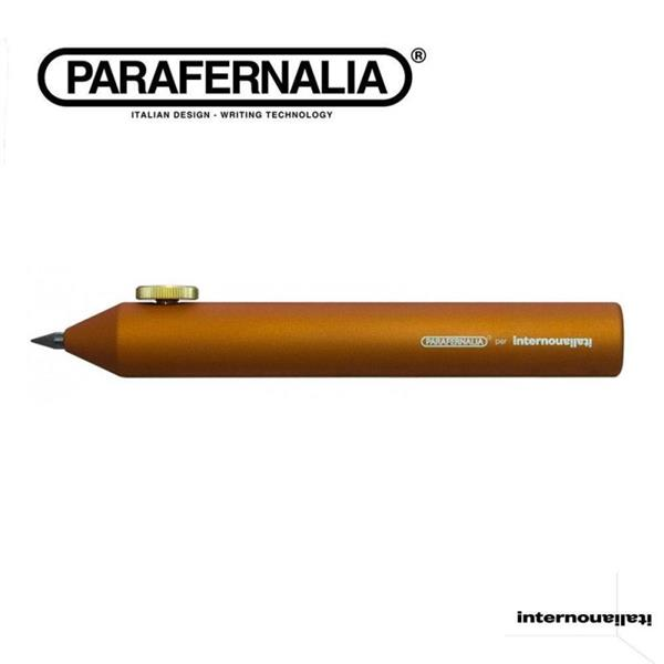 Parafernalia Neri 3.15mm Portmin (mimar) Kalemi Turuncu