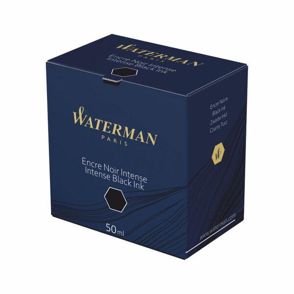 Waterman Dolma Kalem Mürekkebi Şişe Siyah S0110710