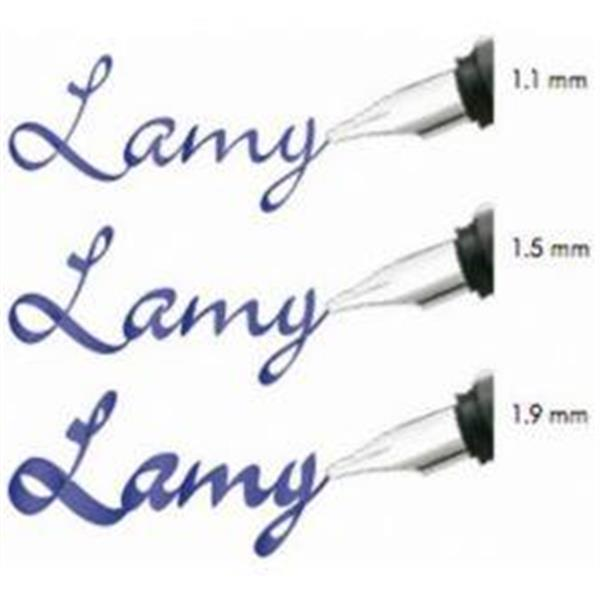 Lamy Joy Dolma Kalem Parlak Siyah 1.9Mm  15-1.9