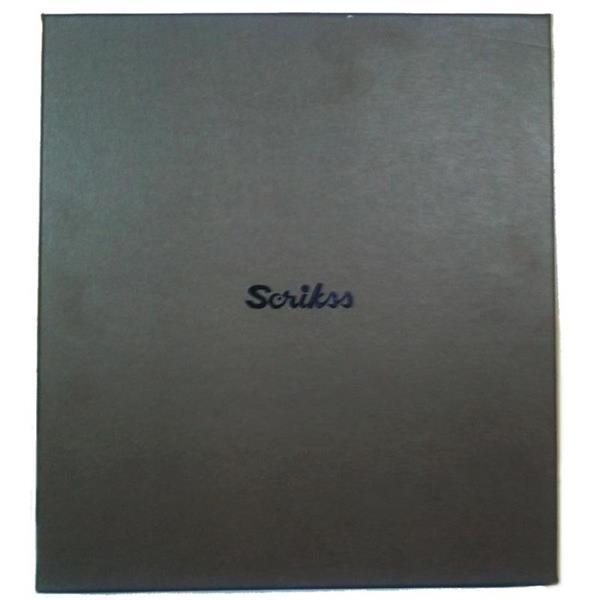 Scrikss I Pad Kılıfı Kahve Deri 8113-2