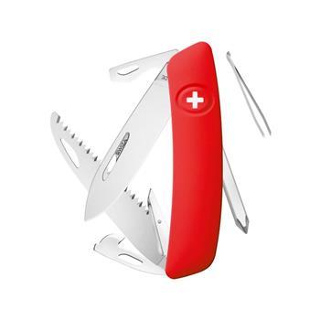 Swiza Lüks İsviçre Çakısı Kırmızı D-06
