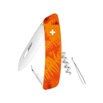 Swiza Lüks İsviçre Çakısı Turuncu C 01