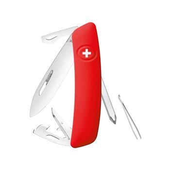 Swiza Lüks İsviçvre Çakısı Kırmızı D 04