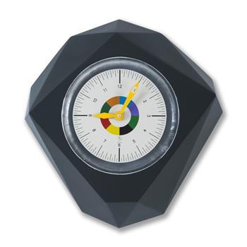 Sy Time Cumra Duvar Saati (90 cm) Antrasit SYT-6723