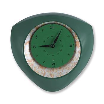 Sy Time Didim Büyük Duvar Saati (100 cm) Yeşil SYT-6327