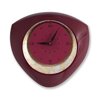 Sy Time Didim Büyük Duvar Saati (100 cm) Bordo SYT-6334