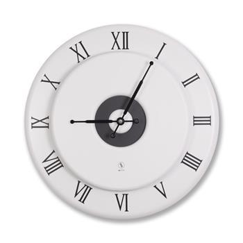 Sy Time Kekova Büyük Duvar Saati (100 cm) Beyaz SYT-8925
