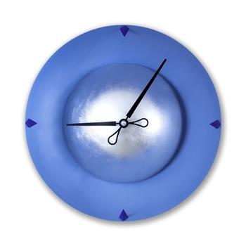 Sy Time Ayasofya Büyük Duvar Saati (100 cm) Kobalt Mavi SYT-6372
