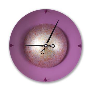 Sy Time Ayasofya Büyük Duvar Saati (100 cm) Fusya SYT-6389