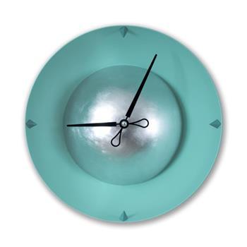 Sy Time Ayasofya Büyük Duvar Saati (100 cm) Turkuaz SYT-6396