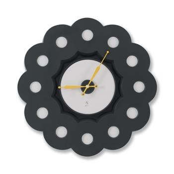 Sy Time Hitit Büyük Duvar Saati (120 cm) Antrasit SYT-8055