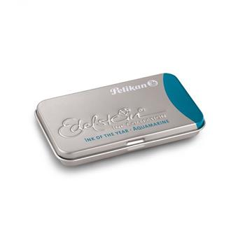 Edelstein Dolma Kalem Kartuşu 6Lı Aquamarine