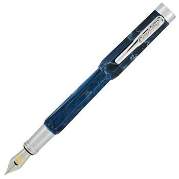 Conklin Nozac Piston Dolma Kalem Ohio Blue CK 75342
