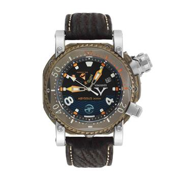 Visconti Abyssus 300 Atm Bronze Shark Strap W108-01-131-1408