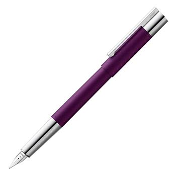 Lamy Scala Dolma Kalem Dark Violet M Uç 79DV-M