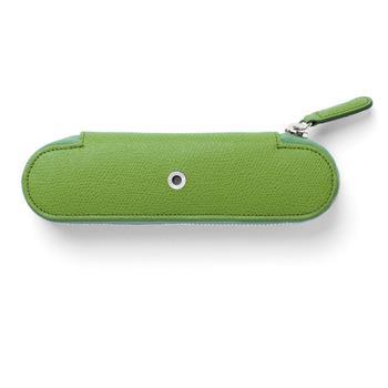 Graf von Faber-Castell İkili Deri Kılıf Yılan Yeşili 118673
