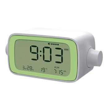 Lexon Dreamtime Alarm Saat Beyaz-Yeşil LR135WV