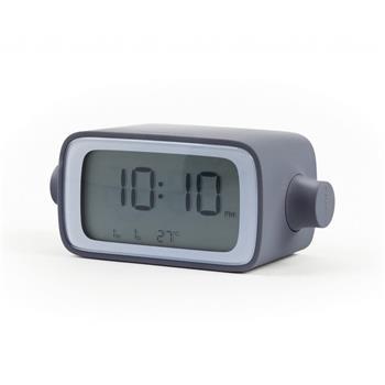 Lexon Dreamtime Alarm Saat Gri LR135XB