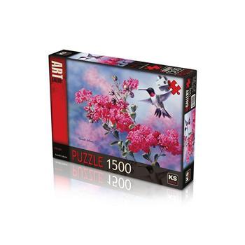 KS Games Merops 1500 Parça Puzzle 22010