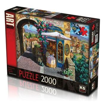 KS Games Ristorante Antico 2000 Parça Puzzle 22501
