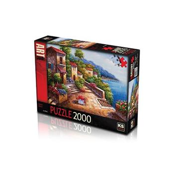 KS Games Silent Shore 2000 Parça Puzzle 11347