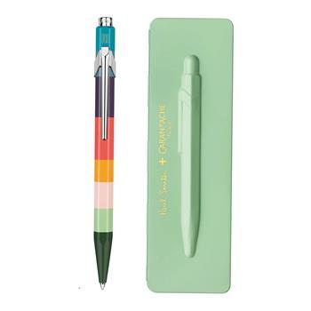 Caran d'Ache 849 Paul Smith Pistachio Green Tükenmez Kalem Limited Edition 849.721