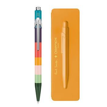 Caran d'Ache 849 Paul Smith Orange Tükenmez Kalem Limited Edition 849.800
